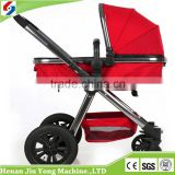 high quality promotional easy baby stroller bed