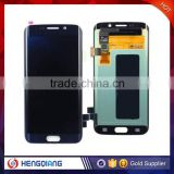 China Manufacturer Mobile Phone Replacement LCD Screen Digitizer for Samsung S6 edge, for Samsung S6 edge LCD Display