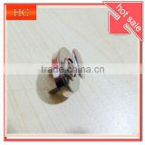 Metal 18mm Magnetic Button One Side With Rivet