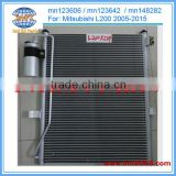 Condenser Fin assy W/ drier for Mitsubishi L200 2.5 DID 2006-2014 (KA4 KB4) MN123606 mn123642 mn148282