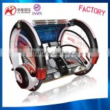 plastic swing seat used underground mining equipment le bar car happy car with music and light