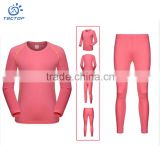 Intimate Apparel Under Suits Casual Style Girls Tight Women Blouse Long Sleeve Underwear Suits