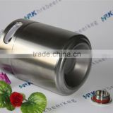 Hot sale stainless steel beer barrel bourbon