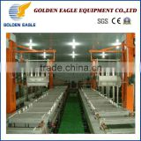 Golden Eagle Barrel type Zinc plating machine