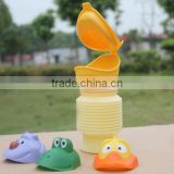 Children portable toilet, urinal, answer the urinal, pee canister, pee tank