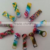 5# Zipper Metal Sliders, Painted rainbow Color, Mutiple Color for Choice