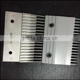 22501787 22501788 22501789 22501790 22501791 22501792, Comb Plate 22501789-A ,escalator Parts , Escalator Comb Plate