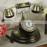 Antique model telephones