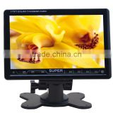 super 7 tft car lcd tv monitor tv 12 volt portable mini tv