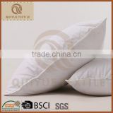 Hotel Bedding Pillows With Goose Feather Filling