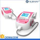 Hair Removal 808nm diode laser desktop machine with permanent epilation high power laser handpiece/diode laser producer