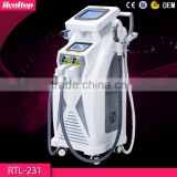 factory direct wholesale !!laser opt rf ipl rf shr hair removal YAG yag laser tattoo removal equipment