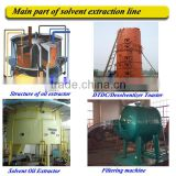 crude soybean oil seed solvent extraction plant , edible oil manufacturing plant,soya oil plant