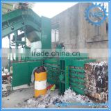 Professional horizontal baler machine for used clothing/hydraulic baler machine for used clothes