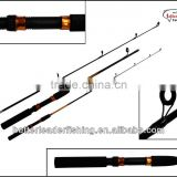 2013 high quality carbon fiber spinning fishing rod