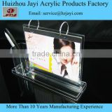 Factory Supply Custom Desk Calendar Stand/Calendar Pen Holder