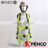 Back Support Safety Belt Attached Full Body Fall Arrest Safety Harness