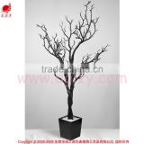 Artificial jewelry hanging centerpiece dry tree branch for wedding decoration supply and showcase decoration