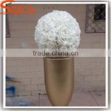 Plastic decorative artificial flower ball wedding rose ball artificial rose ball foam rose ball