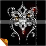 rhinestone motif transfer hot fix wholesale in china