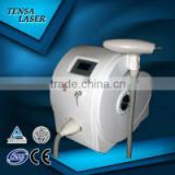 Portable Q switch nd yag Laser tattoo removal machine