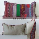 Handmade Kantha Cushion Cover Vintage Kantha Pillow Cushion Cover