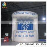 AIER new design advertising inflatable pavilion stall for promotion