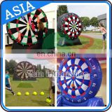 Inflatable Dartboard Inflatable Soccer Dart Game Inflatable Foot Darts for Sale