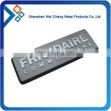 Emobossed Metal Nameplate/Metal sign