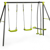 Three Swing Set