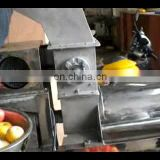 Industrial automatic orange juicer spiral juice extractor machine