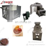 High Output Stable Working Cocoa Powder Production Line Peanut Butter Cocoa Bean Grinding Machine