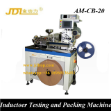 Automatic Inductor Testing and Packaging Machine Tape and Reel Machinery for Electronic Components