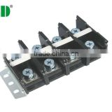 Pitch 45.0mm High Current speaker Terminal connectors 600V 300A High Power terminal block