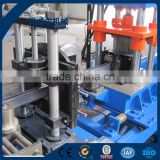 Solar Energy Bracket Rack Cold Roll Forming Machine / Grid Solar System For PV Roof Mounting Brackets