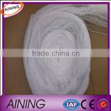 2014 hot selling ultra thin monofilament hair net bird mist nets