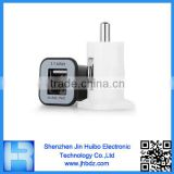 2013 Best Selling 5v 3100mA Micro Dual USB Auto/Vehicle Charger Suitable for Tablet PC By Jin Huibo