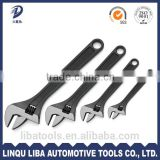 Alibaba China Supplier High Qualtiy CrV Adjustable Wrench Monkey Spanner For Undoing Screws