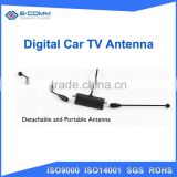 Brand new clear tv hd indoor digital tv antenna for car satellite tv antenna with SMA connector