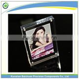 Acrylic photo frame custom processing