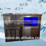 Resonable price Economic CE certificate working table ice machine for beverage and drink cube use