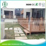 Hot Sale Solid Waterproof Wpc Fence Panels
