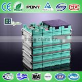 Lithium ion battery lifepo4 cells 12V100Ah