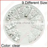R-120 Nail Art ,2014 Hot Sell nail art;crystal stones,Professional Nail Beauty,Nail Rhinestones                                                                         Quality Choice