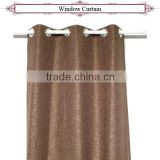 embroidered curtain fabric silk