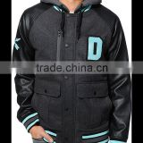 Custom Jackets / varsity jackets for 2015/Custom baseball jackets/Letterman Jackets BI-02878