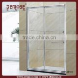 corner bath shower door/acrylic shower door manufacturers