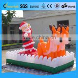 2014 HOT Oxford Cloth inflatable Christmas item