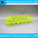 eco-friendly plastic ice cube mold with lid 12grids                                                                                                         Supplier's Choice