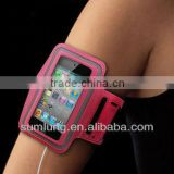 Sports Workout Armband Ventilate Case Arm Bag For iphone 4S 4 4G 3GS ipod touch Mobile Phone Case